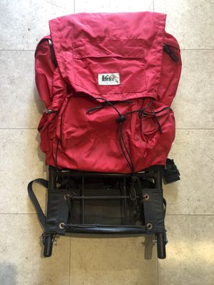 Throwback 90's like-new REI lightweight backpack for Sale in Monroe, WA