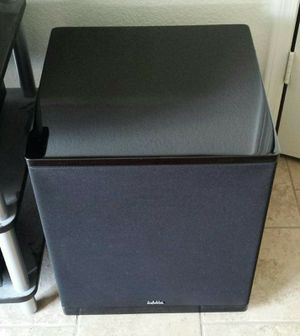 """Definitive Technology Powerfield 1500 15"""" Powered Subwoofer for Sale in Glendale, AZ"""