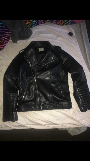 Zara faux leather jacket for Sale in Alexandria, VA