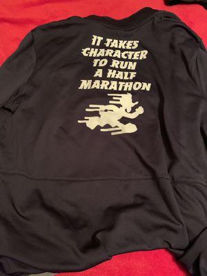 Disney 2016 Half Marathon Jacket for Sale in Columbus, OH