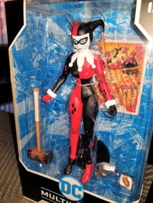 DC Comics Wave 1 Harley Quinn Classic 7-Inch Action Figure for Sale in Los Angeles, CA