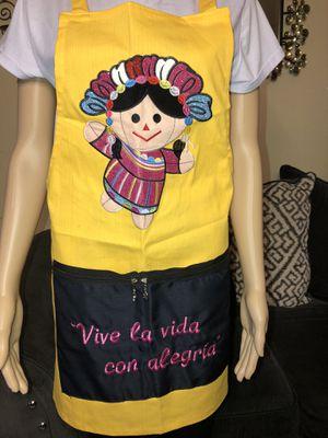 Mandil bordado Maria Lele for Sale in Corona, CA