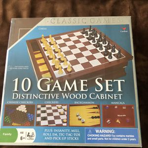 10 Game Set for Sale in Reston, VA