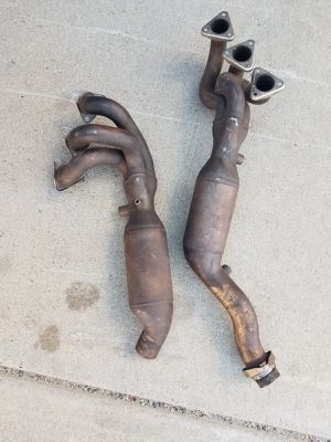 OEM BMW E46 Catalytic Converters Original CAT part out for Sale in Boston, MA