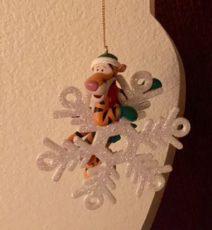 1990's Disney Snowflake Goofy Ornament for Sale in Seal Beach, CA