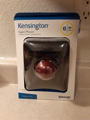 Kensington Expert Trackball Mouse for Sale in Las Vegas, NV