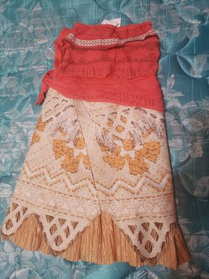 Moana costume for Sale in Lakeland, FL