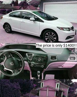 2013 Honda Civic Price$1400 for Sale in Nashville, TN