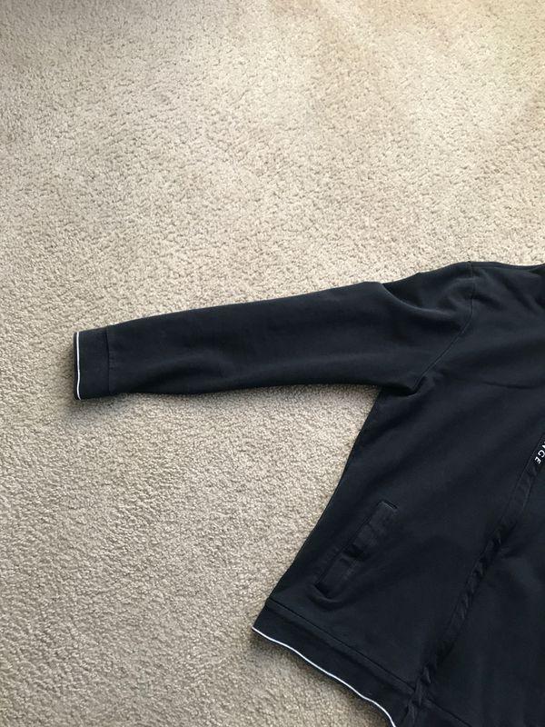 Black Armani Exchange Jacket