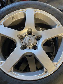 2004 Infiniti G35 Sedan Rims for Sale in West Sacramento,  CA