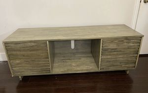 TV Media Stand with Storage 4 drawers for Sale in Pembroke Pines, FL