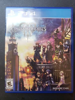 Kingdom hearts 3 for Sale in Pflugerville, TX