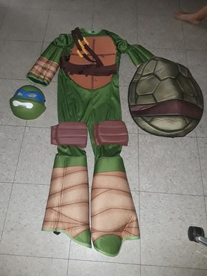 Leonardo Ninja Turtle costume for Sale in Bell, CA