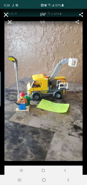 LEGO LOT - 5 sets 7733, 3178, 7894, 3179 and 2928. for Sale in Princeton, FL