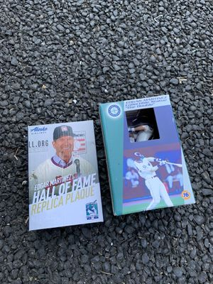 Mariners Edgar Martinez Collectible Lot for Sale in Washougal, WA