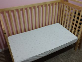 Coverable Crib & Crib Mattress for Sale in Everett,  WA