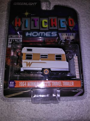 Greenlight hitched homes 64 Winnebago 216 travel trailer for Sale in Bunnell, FL