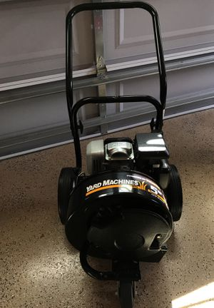 Mtd yard machine leaf blower powered by Honda 5hp GC 160 for Sale in Orlando, FL