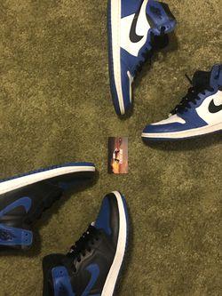 Jordan 1 'Game Royal' Size 8 for Sale in Half Moon Bay,  CA