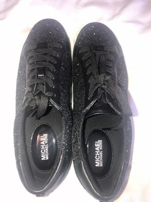 Michael Kors sparkly sneakers (size 40) for Sale in Fort Lauderdale, FL