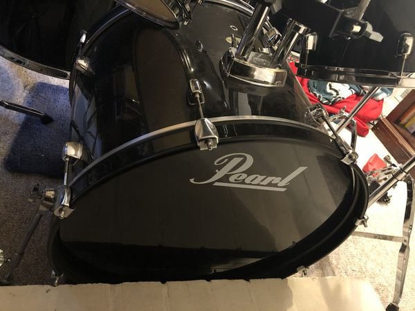 Drum set for sale, everything you need, 5 piece, cymbals, stands, hardware, extra drums