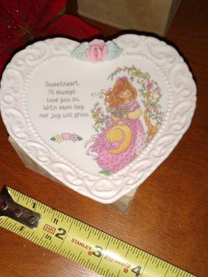 Precious moment mini plates for Sale in St. Petersburg, FL