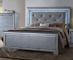 Brand new LED queen bed frame for Sale in San Diego, CA