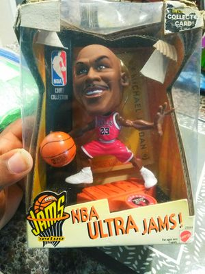 1999 Michael Jordan NBA JAMS Toy for Sale in Sun City Center, FL