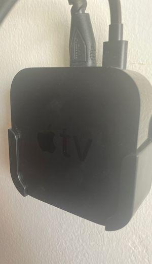 Apple TV box with remote for Sale in Detroit, MI