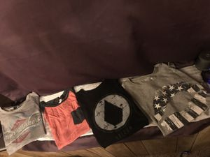 Name brand small shirt lot for Sale in Wichita, KS