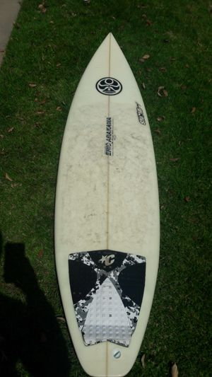 Surfboard Eric Arakawa Andy Irons Signature Model for Sale in Escondido, CA