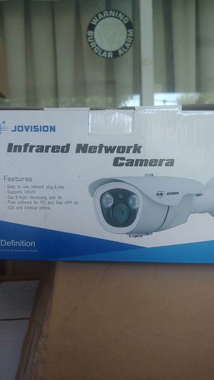 Jovision ip camera for Sale in Hialeah, FL