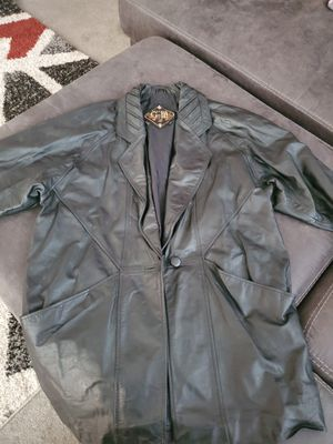 Women's leather jacket for Sale in Las Vegas, NV