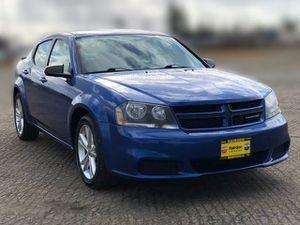 2014 Dodge Avenger for Sale in Marysville, WA