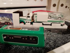 Hess Collectible Toy Truck and Racer and Mini Collectible BRAND NEW for Sale in St. Petersburg, FL