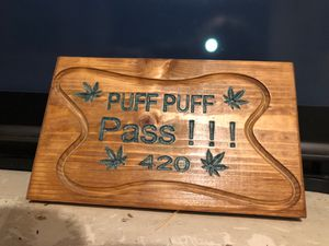 Hand made woods signs for Sale in Hudson, FL