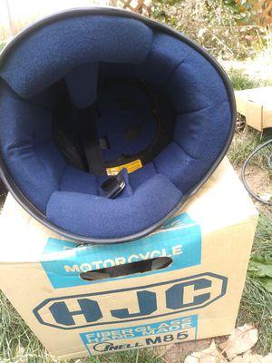 HJC-FIBER GLASS HANDMADE NELL M85 for Sale in Evergreen, CO