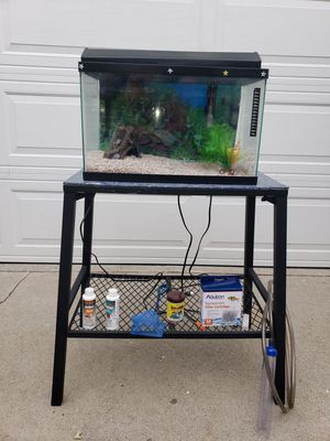 Complete Aquarium Set for Sale in Downey, CA