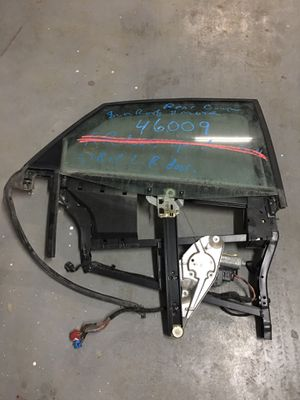2004 Audi A6 rear right door frame and parts for Sale in Houston, TX