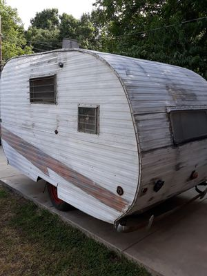 1958 vintage camper can ham for Sale in Dallas, TX