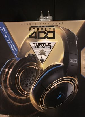 Turtle beach headset PS4/PS3 Wireless for Sale in Washougal, WA
