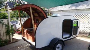 Homemade teardrop camper trailer for Sale in Denver, CO