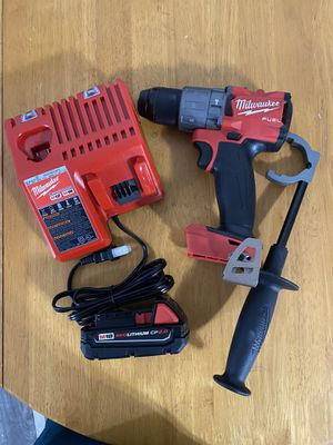 Milwaukee hammer drill set BRAND NEW for Sale in Sacramento, CA
