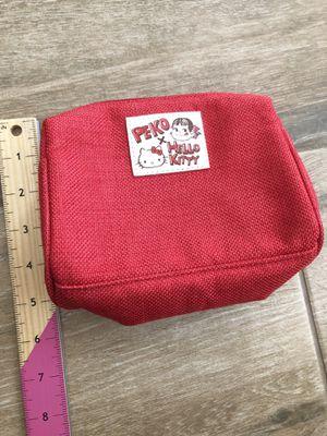 Hello kitty x Peko pouch new for Sale in La Palma, CA