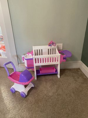 Doll play set for Sale in Escondido, CA