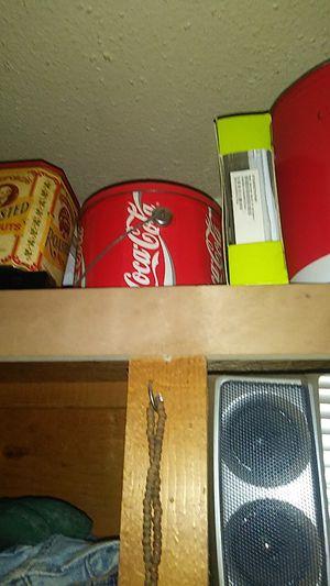 Coke ice bucket for Sale in Pleasant Hill, IA