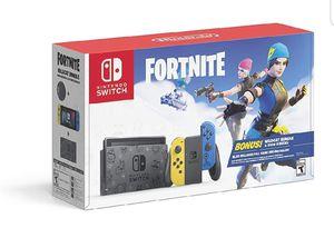 Nintendo Switch Fortnite Wildcat Bundle for Sale in Irvine, CA