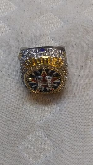 World series ring for Sale in Davenport, IA
