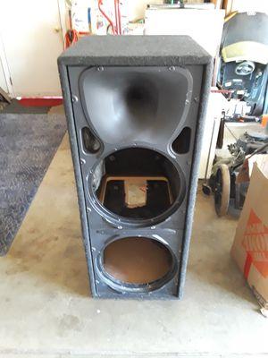 Speaker box for Sale in Rio Linda, CA