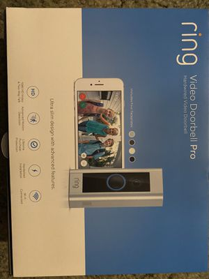 Ring doorbell pro for Sale in Stockton, CA